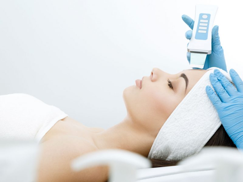 Ultrasonic Lifting and Firming procedure